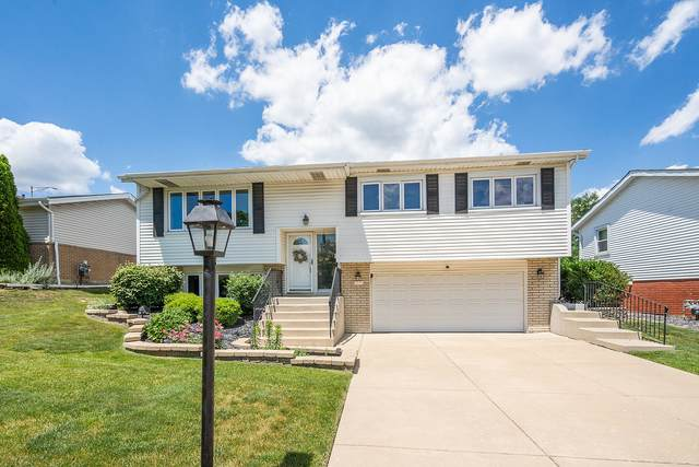 8930 Barberry Lane, Hickory Hills, IL 60457 (MLS #11119337) :: The Wexler Group at Keller Williams Preferred Realty