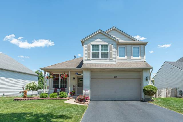 5913 Emerald Pointe Drive, Plainfield, IL 60586 (MLS #11119388) :: O'Neil Property Group