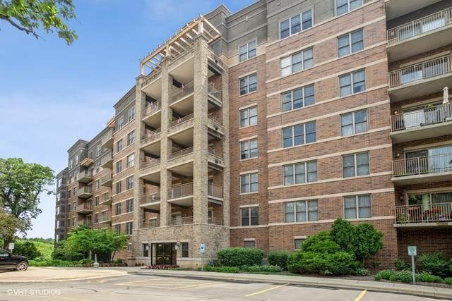 125 Lakeview Drive #504, Bloomingdale, IL 60108 (MLS #11119411) :: Touchstone Group