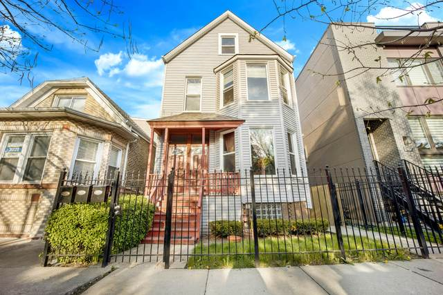2419 N Talman Avenue, Chicago, IL 60647 (MLS #11119512) :: John Lyons Real Estate