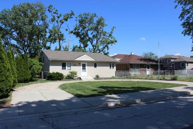 15201 La Crosse Avenue, Oak Forest, IL 60452 (MLS #11119540) :: The Spaniak Team