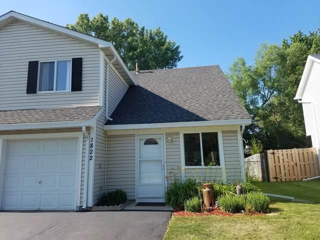 1822 Whitney Drive, Hanover Park, IL 60133 (MLS #11119541) :: Ryan Dallas Real Estate