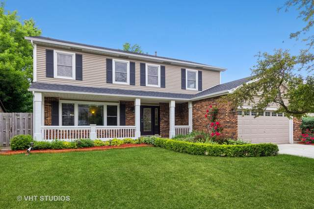 1222 Springdale Circle, Naperville, IL 60564 (MLS #11119615) :: BN Homes Group