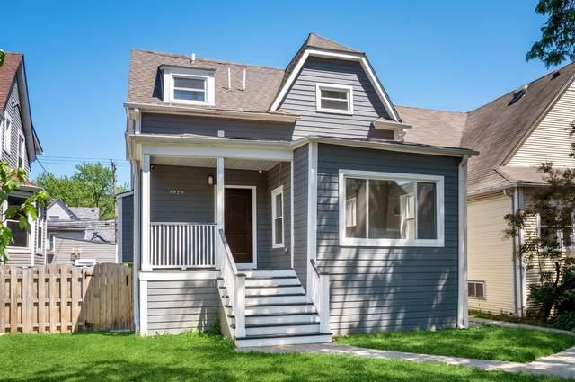 4029 N Harding Avenue, Chicago, IL 60618 (MLS #11119619) :: The Dena Furlow Team - Keller Williams Realty