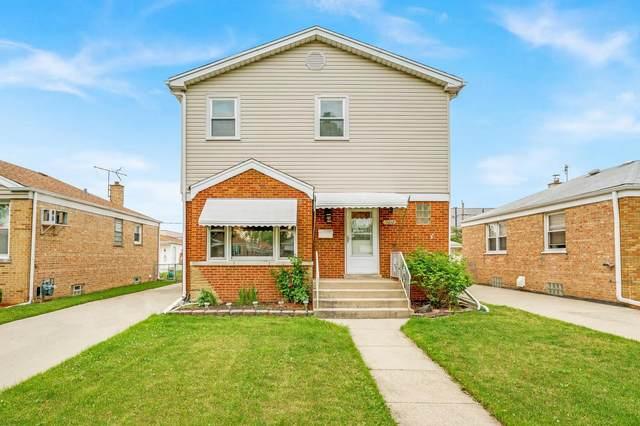 4217 N Odell Avenue, Norridge, IL 60706 (MLS #11119669) :: BN Homes Group