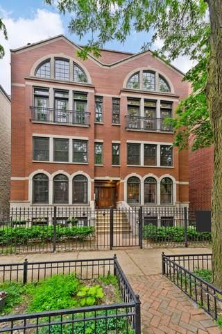 1529 N Mohawk Street 3S, Chicago, IL 60610 (MLS #11119676) :: Lewke Partners