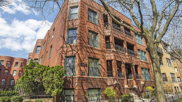 826 W Lakeside Place 3E, Chicago, IL 60640 (MLS #11119737) :: O'Neil Property Group