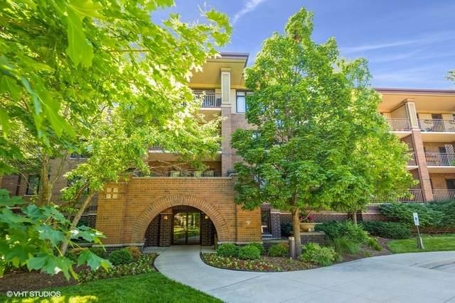 9200 E Prairie Road #301, Evanston, IL 60203 (MLS #11119745) :: John Lyons Real Estate