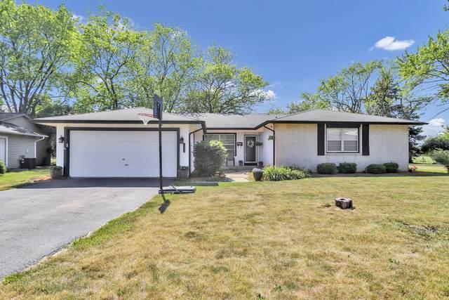 1532 Collins Circle, Elk Grove Village, IL 60007 (MLS #11119841) :: Suburban Life Realty