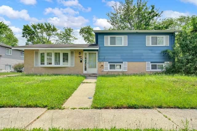 205 Todd Street, Park Forest, IL 60466 (MLS #11119861) :: Ryan Dallas Real Estate