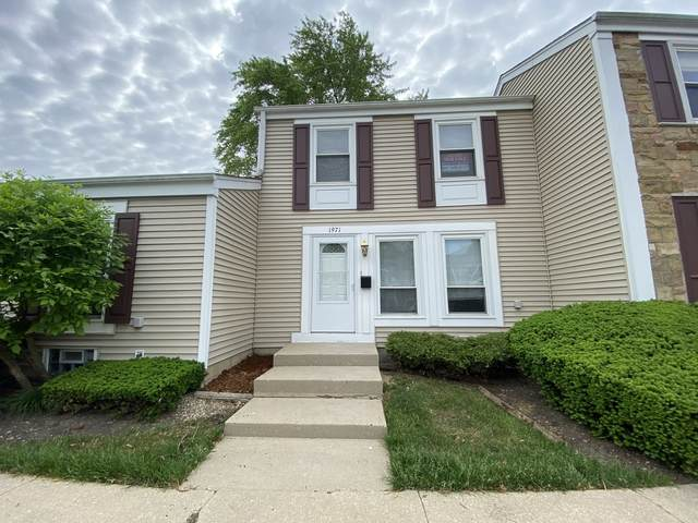 1971 Chelmsford Place, Hoffman Estates, IL 60169 (MLS #11119899) :: Touchstone Group