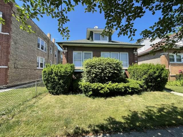 5020 W Patterson Avenue, Chicago, IL 60641 (MLS #11119947) :: Ryan Dallas Real Estate