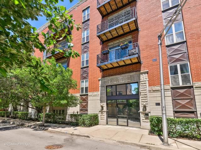 2342 W Bloomingdale Avenue #208, Chicago, IL 60647 (MLS #11119950) :: John Lyons Real Estate