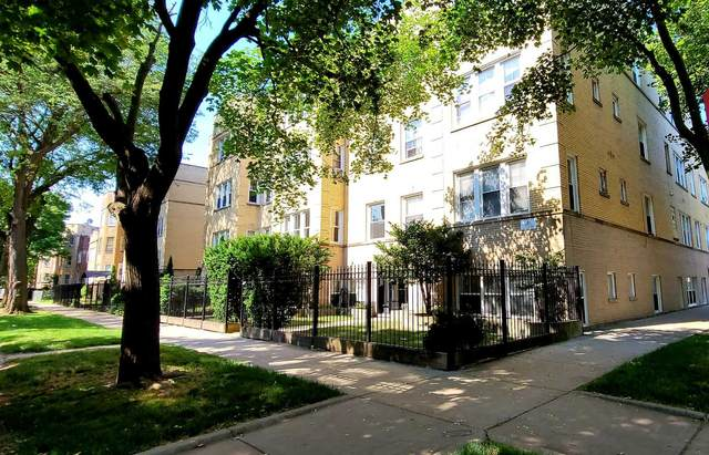 6458 N Claremont Avenue 1S, Chicago, IL 60645 (MLS #11119963) :: Lewke Partners