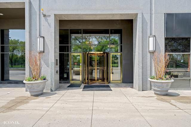 910 S Michigan Avenue #1702, Chicago, IL 60605 (MLS #11120067) :: O'Neil Property Group