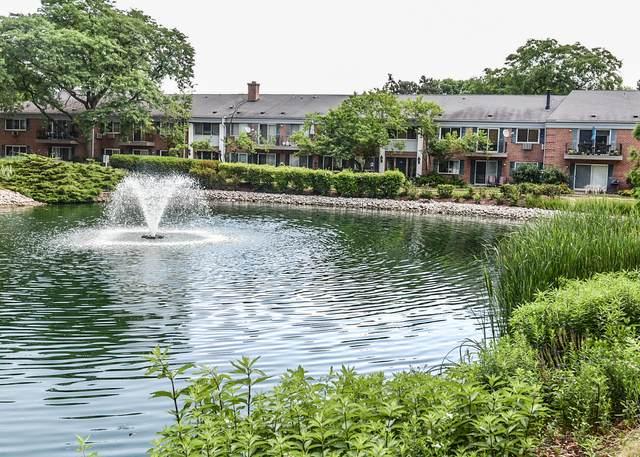 714 E Algonquin Road J103, Arlington Heights, IL 60005 (MLS #11120092) :: Ryan Dallas Real Estate
