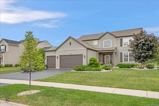 14542 W Melbourne Place, Lockport, IL 60441 (MLS #11120219) :: O'Neil Property Group