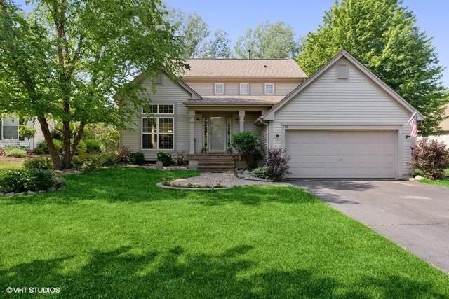 518 Normandy Lane, Port Barrington, IL 60010 (MLS #11120238) :: Ryan Dallas Real Estate