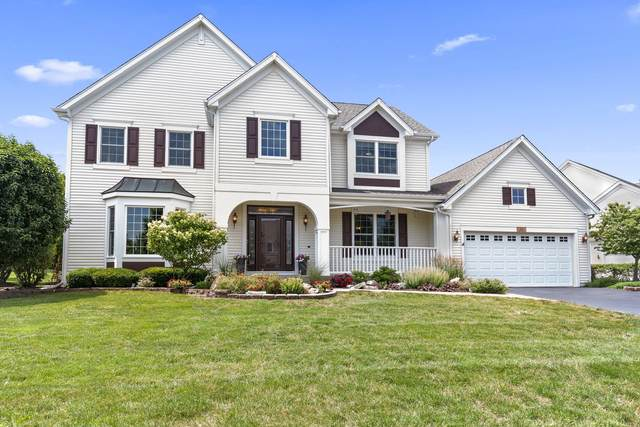 1342 Fairhills Drive, West Dundee, IL 60118 (MLS #11120244) :: Suburban Life Realty