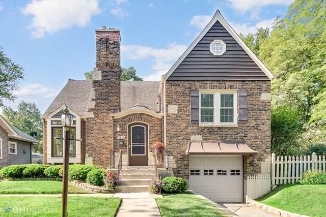 1833 Sycamore Road, Homewood, IL 60430 (MLS #11120286) :: Ryan Dallas Real Estate