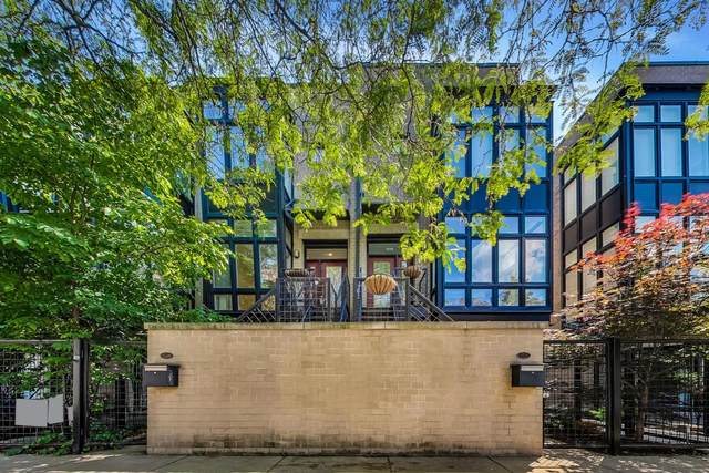 1709 W Diversey Parkway B, Chicago, IL 60614 (MLS #11120306) :: Touchstone Group