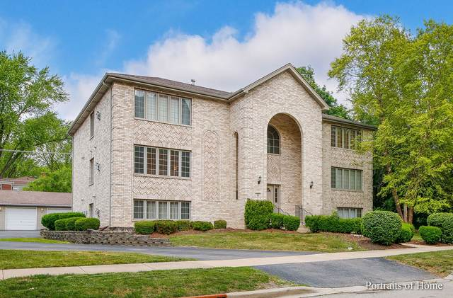 32 E Hattendorf Avenue 2A, Roselle, IL 60172 (MLS #11120344) :: Touchstone Group