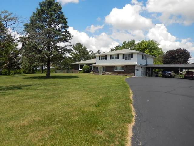 13510 W 165th Avenue, Lowell, IN 46356 (MLS #11120366) :: O'Neil Property Group