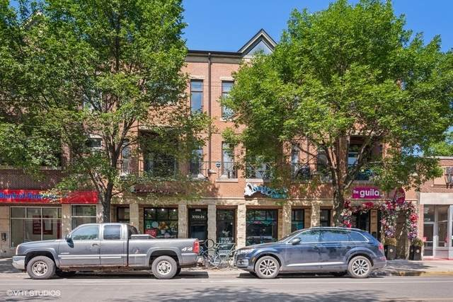 3722 N Southport Avenue #3, Chicago, IL 60613 (MLS #11120400) :: Lewke Partners
