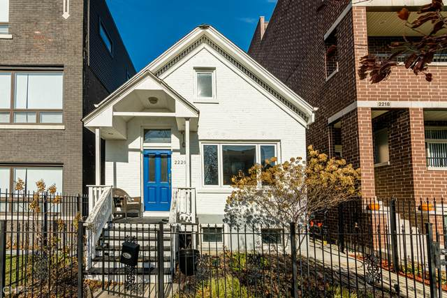 2220 W Huron Street, Chicago, IL 60622 (MLS #11120412) :: Carolyn and Hillary Homes