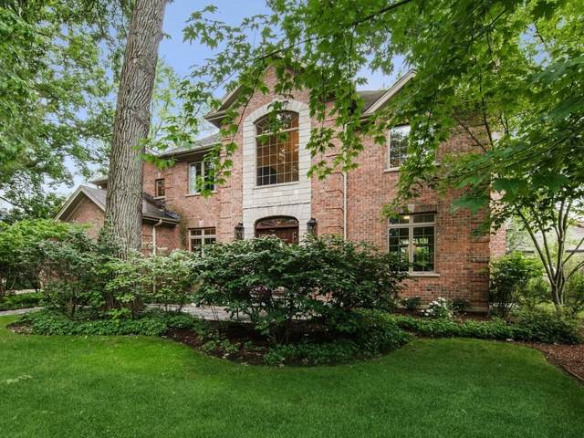 1011 Pleasant Lane, Glenview, IL 60025 (MLS #11120414) :: Jacqui Miller Homes