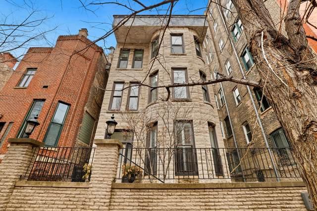 150 W Burton Place #1, Chicago, IL 60610 (MLS #11120428) :: Lewke Partners