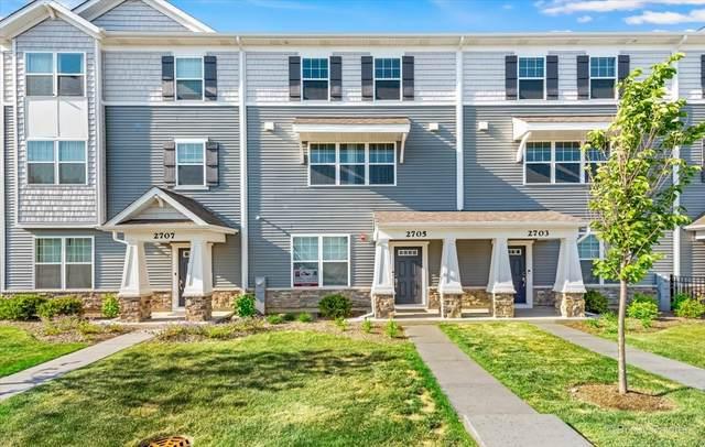 2705 Lily Lane, Rolling Meadows, IL 60008 (MLS #11120431) :: Ryan Dallas Real Estate