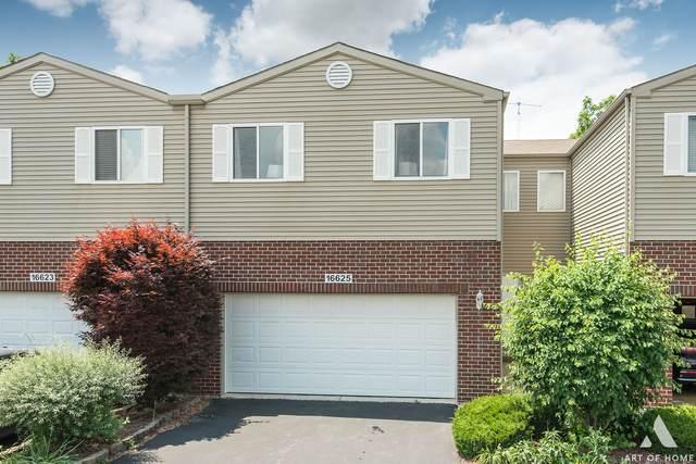 16625 Willow Walk Drive, Lockport, IL 60441 (MLS #11120485) :: Jacqui Miller Homes