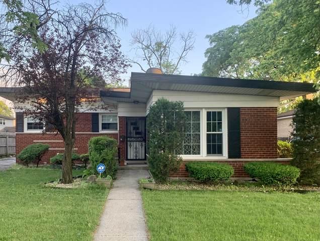 1151 183rd Street, Homewood, IL 60430 (MLS #11120527) :: Ryan Dallas Real Estate