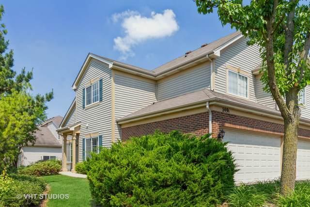 149 Southwicke Drive A, Streamwood, IL 60107 (MLS #11120531) :: Ryan Dallas Real Estate