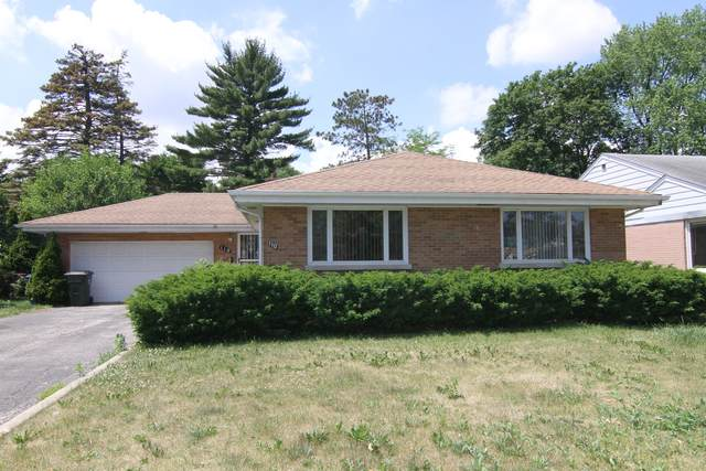 110 S Mount Prospect Road, Mount Prospect, IL 60056 (MLS #11120562) :: Ryan Dallas Real Estate