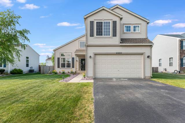 25800 S Yellow Pine Drive, Channahon, IL 60410 (MLS #11120583) :: Suburban Life Realty