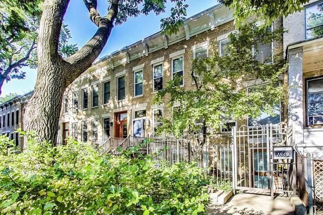 1869 N Leavitt Street, Chicago, IL 60647 (MLS #11120599) :: Lewke Partners