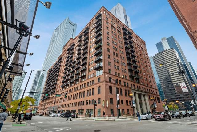 165 N Canal Street 1527-1528, Chicago, IL 60606 (MLS #11120606) :: RE/MAX Next