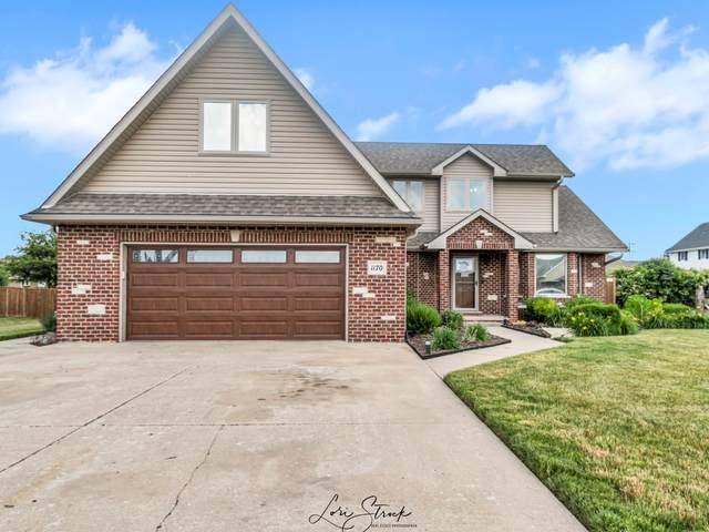 1170 Coalfield Drive, Coal City, IL 60416 (MLS #11120609) :: Touchstone Group