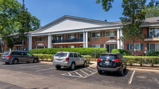 606 E Algonquin Road #202, Arlington Heights, IL 60005 (MLS #11120623) :: The Dena Furlow Team - Keller Williams Realty