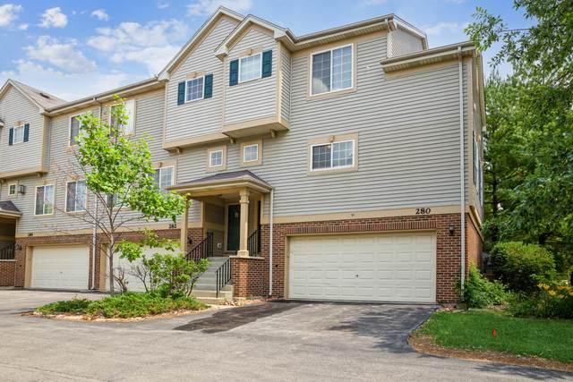 280 Monarch Drive, Streamwood, IL 60107 (MLS #11120626) :: Ryan Dallas Real Estate
