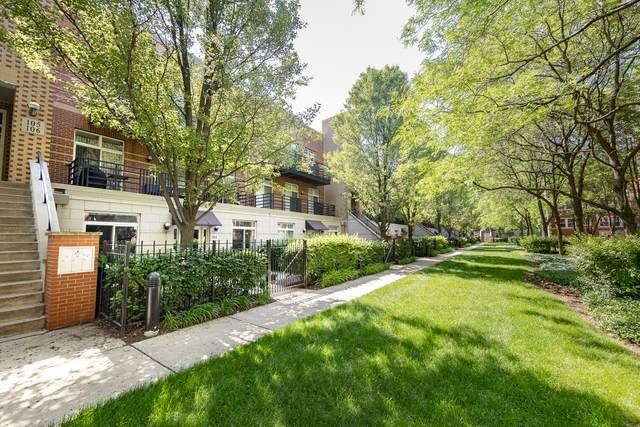 1033 E 46th Street #104, Chicago, IL 60653 (MLS #11120649) :: BN Homes Group