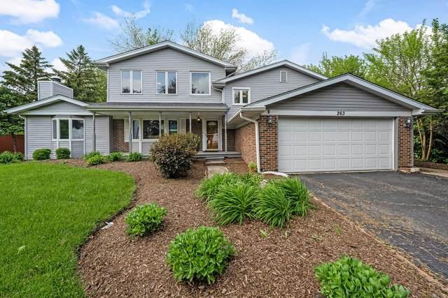 263 N Canyon Drive, Bolingbrook, IL 60490 (MLS #11120700) :: O'Neil Property Group