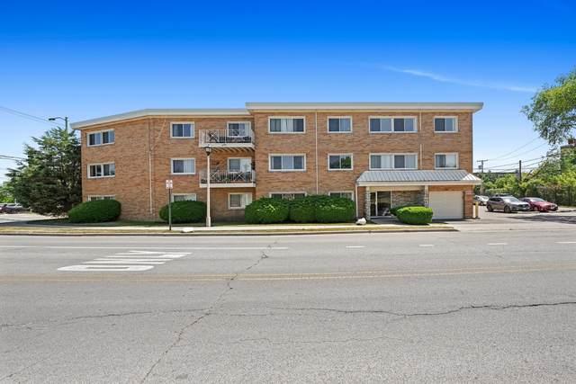 5001 Madison Street 3D, Skokie, IL 60077 (MLS #11120704) :: Suburban Life Realty