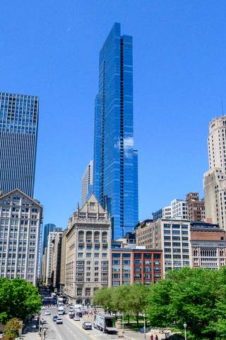 60 E Monroe Street #1801, Chicago, IL 60603 (MLS #11120744) :: O'Neil Property Group