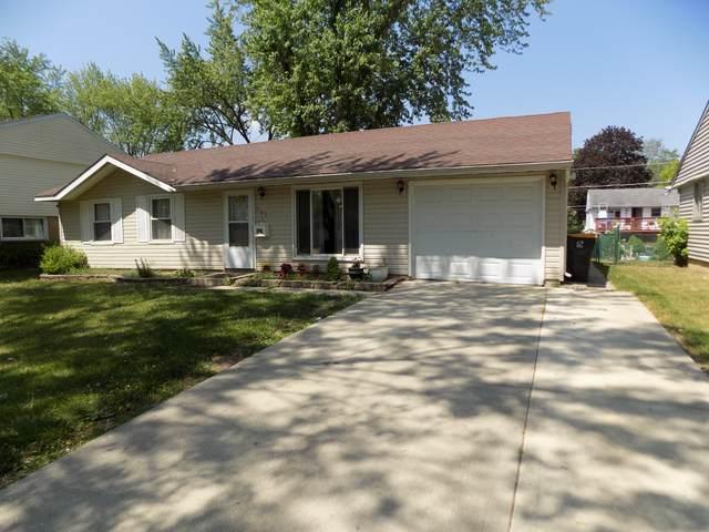 208 Villa Road, Streamwood, IL 60107 (MLS #11120766) :: Ryan Dallas Real Estate