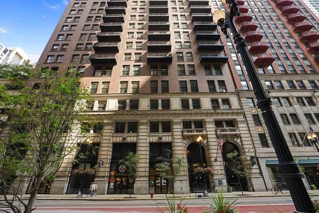 212 W Washington Street 1807-1808, Chicago, IL 60606 (MLS #11120779) :: Touchstone Group