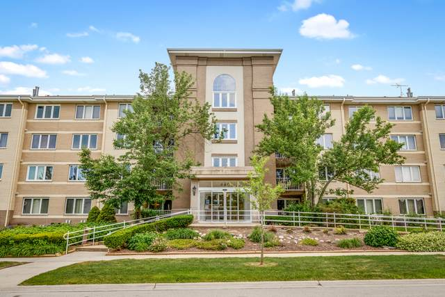 440 E Montrose Avenue #210, Wood Dale, IL 60191 (MLS #11120782) :: Carolyn and Hillary Homes
