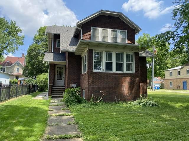 908 Monroe Street, Mendota, IL 61342 (MLS #11120785) :: John Lyons Real Estate